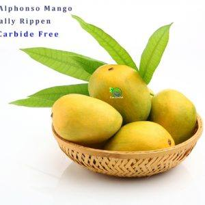 alphonso mango Naturally Rippen 100% Carbide free