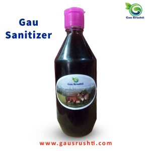 Alcohol Free Hand Sanitizer - Gau Sanitizer